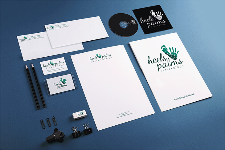 Heels & Palms Branding Project